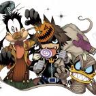 Kingdom Hearts III Pesadilla antes de navidad