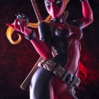 Lady Deadpool Kotobukiya 01