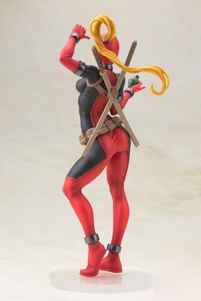 Lady Deadpool Kotobukiya 05