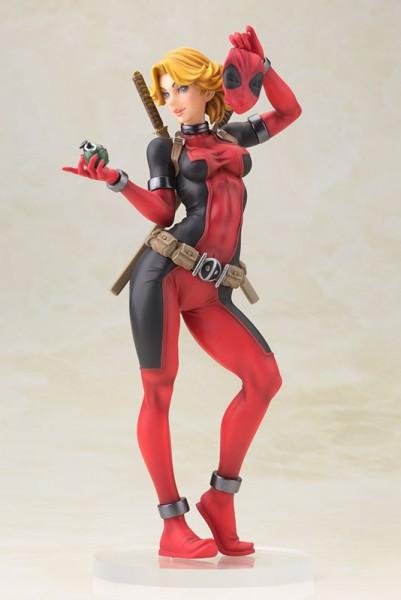 Lady Deadpool Kotobukiya 10