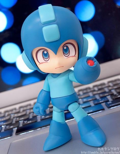 Mega Man Nendoroid 1