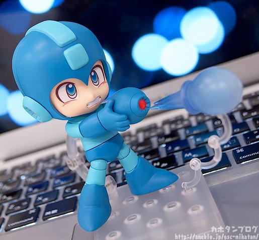 Mega Man Nendoroid 4