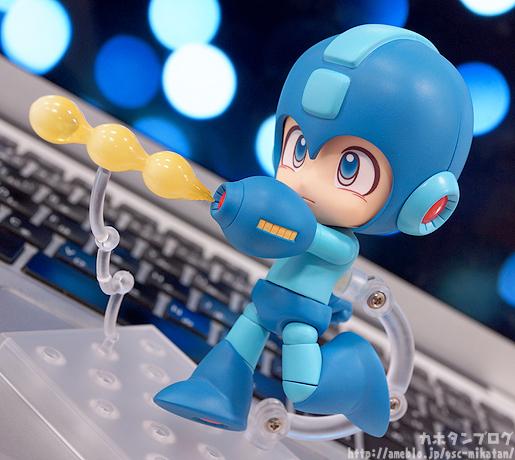 Mega Man Nendoroid 5