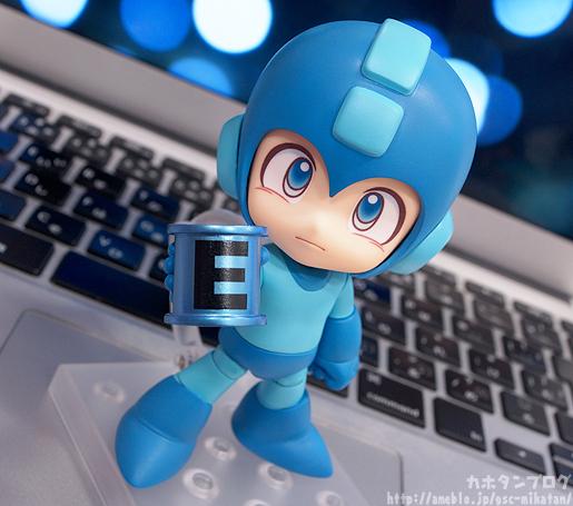 Mega Man Nendoroid 7