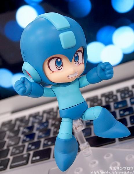 Mega Man Nendoroid 8