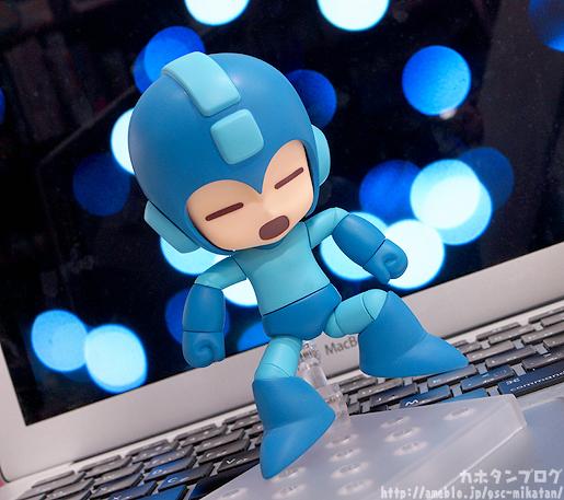 Mega Man Nendoroid 9