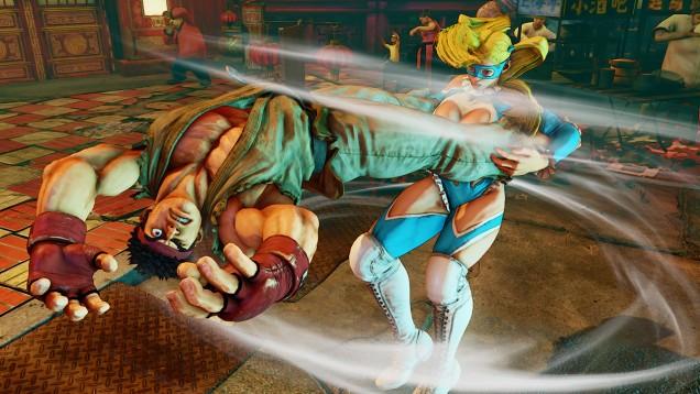Rainbow Mika Street Fighter V 12