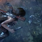 sigilo en Rise of the Tomb Raider
