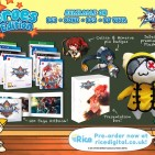 BlazBlue Chrono Phantasma Extend Chibi Heroes Edition