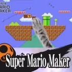 Super Smash Bros mario maker
