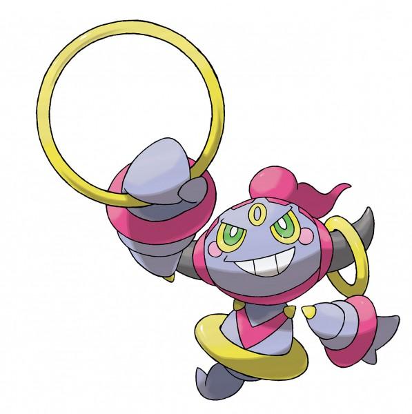 Hoopa Pokemon