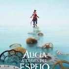 Segundo póster de Alicia a través del espejo