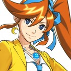 Athena Cykes Ace Attorney 6