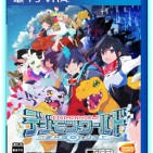 Digimon World Next Order JP cover