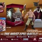 One Piece Burning Blood Marineford Edition