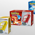 Nintendo 2DS Pokemon Rojo Azul Amarillo