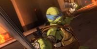 Leonardo en Teenage Mutant Ninja Turtles: Turtles in Manhattan