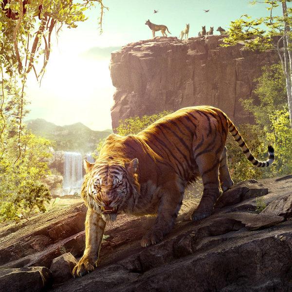'El libro de la selva' (2016): tráiler IMAX en castellano