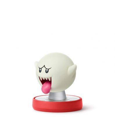 amiibo Boo Super Mario