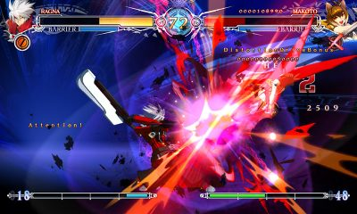 BlazBlue Central Fiction Europa 2