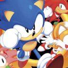 Sonic Mega Drive Archie