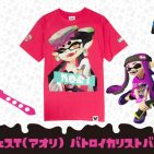 Splatoon camiseta Mar