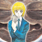 Kurapika - Hunter x Hunter