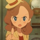 Lady Layton anime
