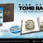 Rise of the Tomb Raider PS4 - Edición Limitada