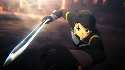 Sword Art Online Movie Ordinal Scale 5