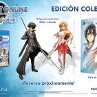 Sword Art Online Hollow Realization coleccionista