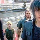 Final Fantasy XV - Los protagonistas