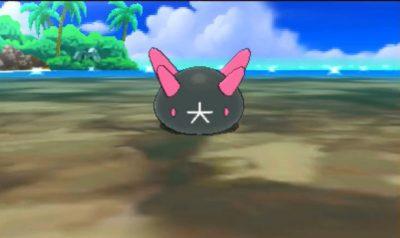 Pyukumuku - Pokémon Sol y Luna