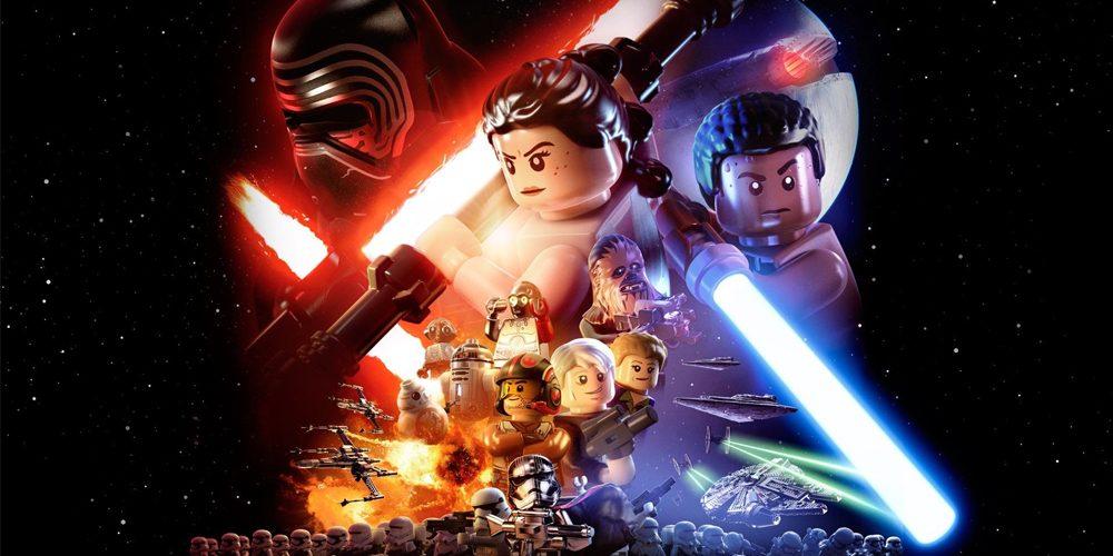 Star Wars Lego portada