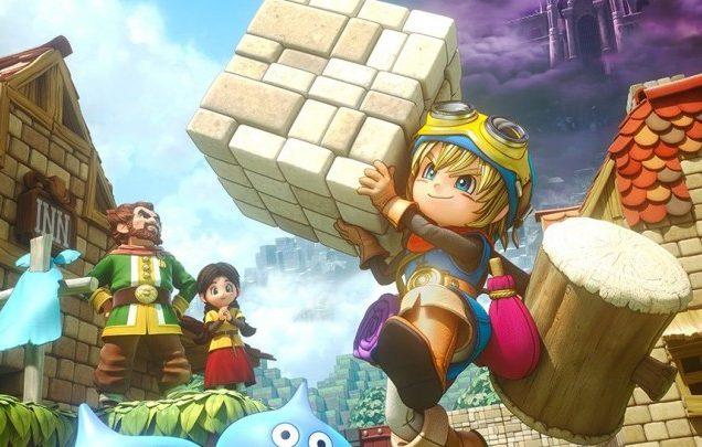 Dragon Quest Builders', demo ya disponible para PlayStation