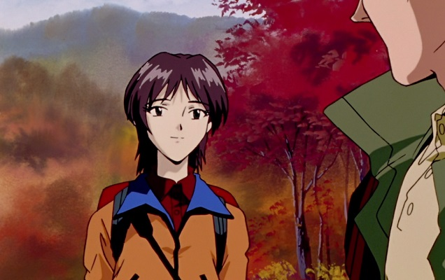 Yui Ikari, la sombra tras Neon Genesis Evangelion